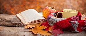 秋に読みたい本