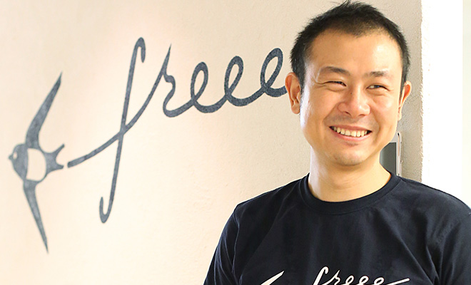 freee誕生秘話~社会人経験をどう活かすか~
